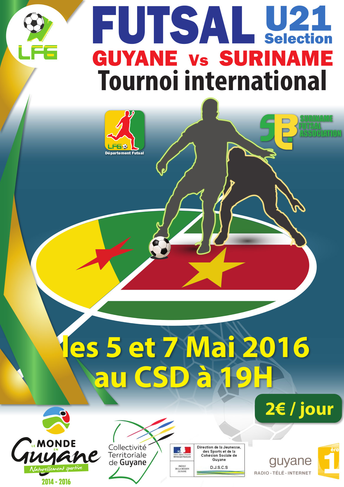 FUTSAL U21 GUYANE SURINAME (1)