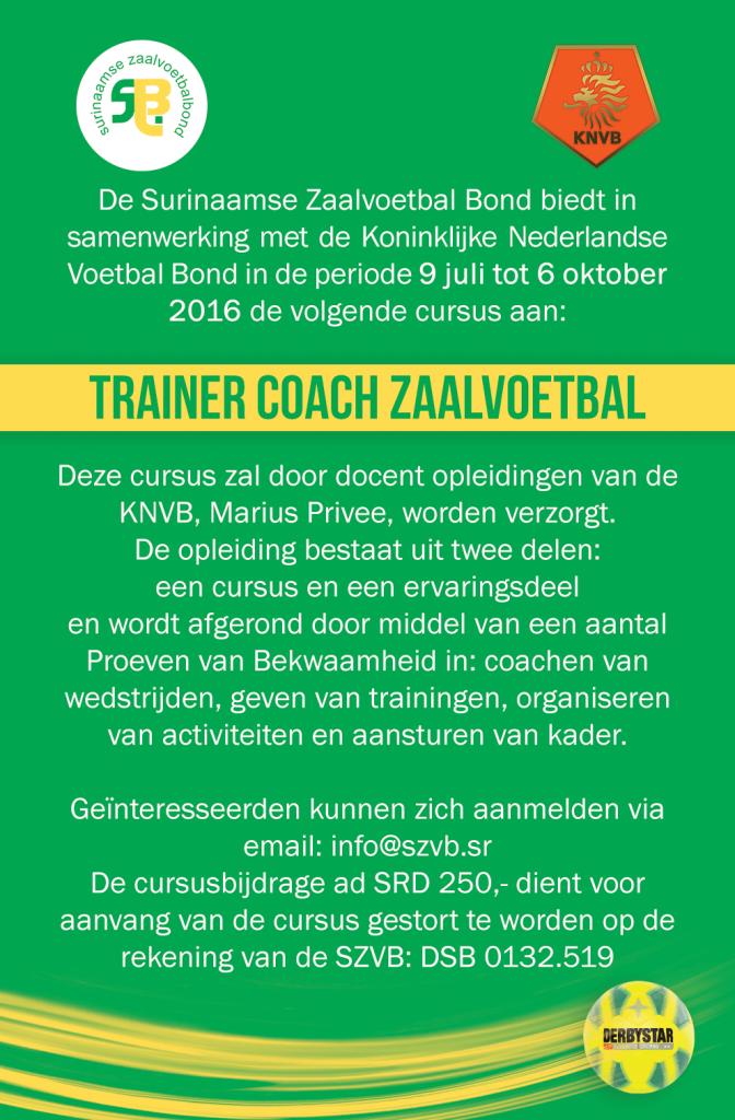 SZVB_Trainer_coach_opleiding