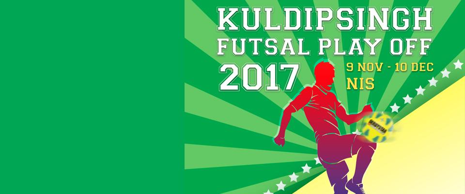 Kuldipsingh Futsal Play Off